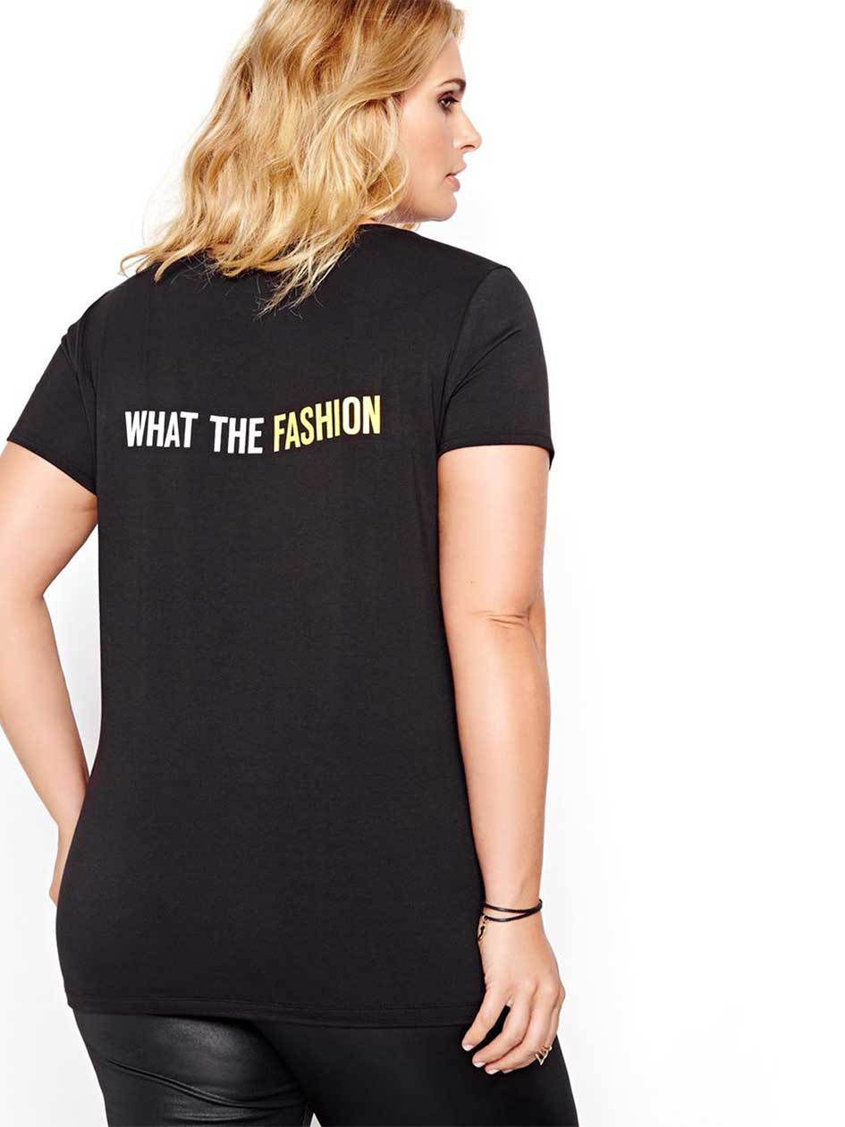 L&L What the F* T-shirt