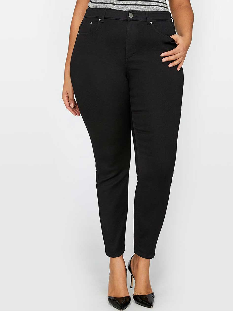 L&L Super Soft Jegging, Curvy Fit