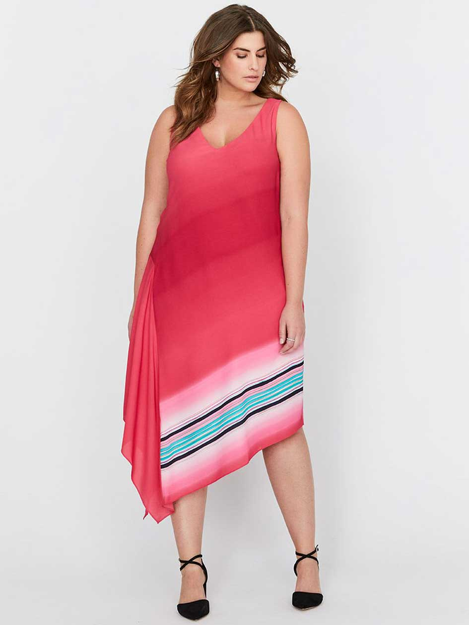 Rachel Roy Cami Scarf Dress