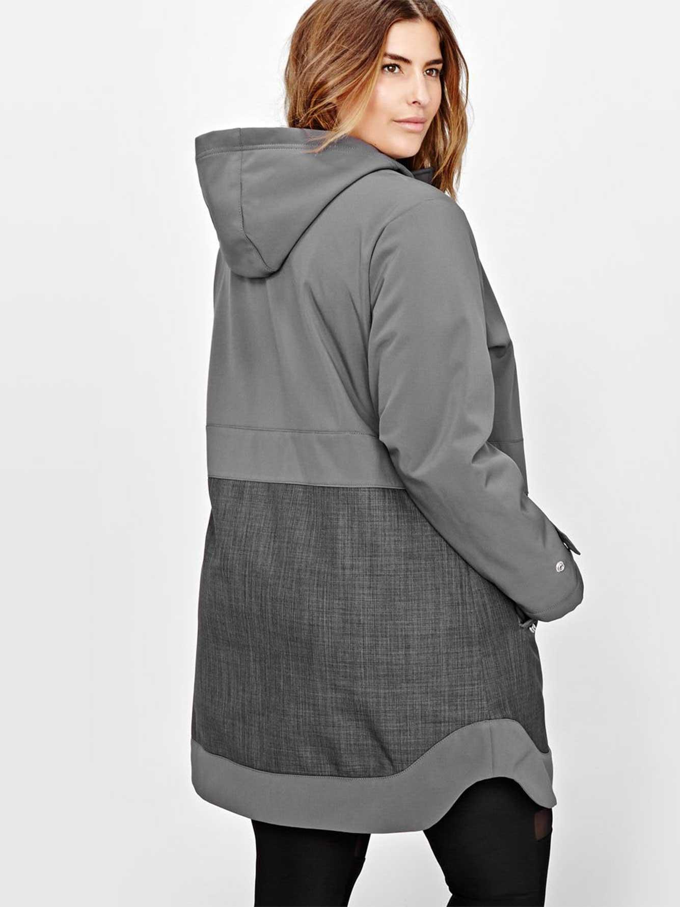 ff11661bdd Nola Softshell Parka Jacket