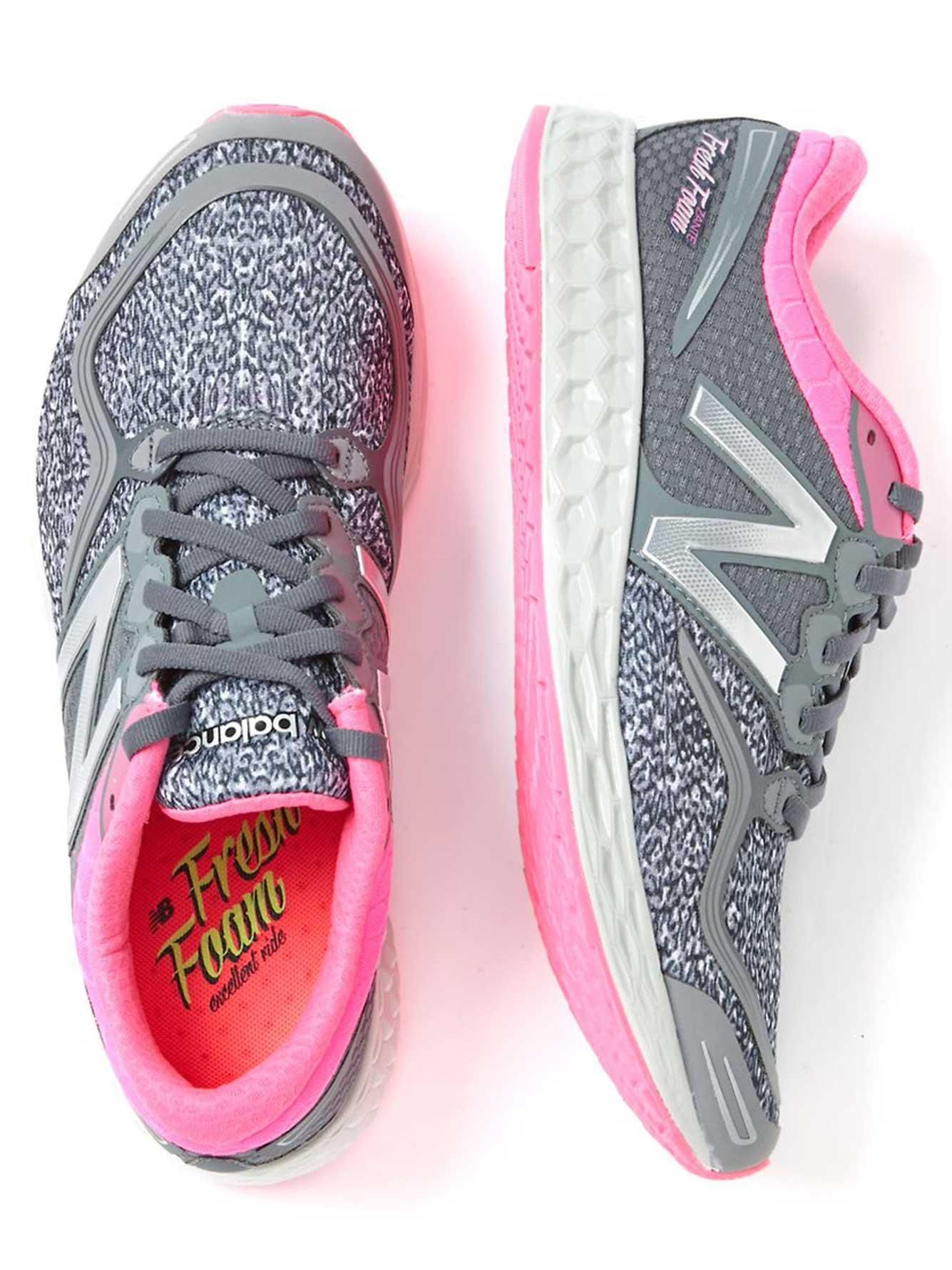 Nouvel Équilibre - Mousse Frais Zante Chaussures De Course Des Femmes REbcuoObpv