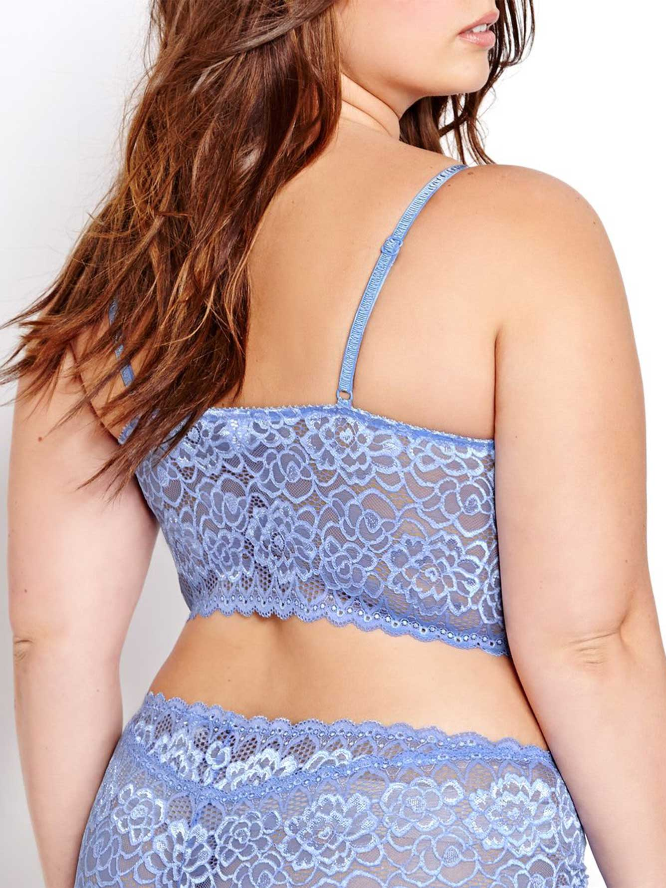 Lace Bralette - Déesse Collection