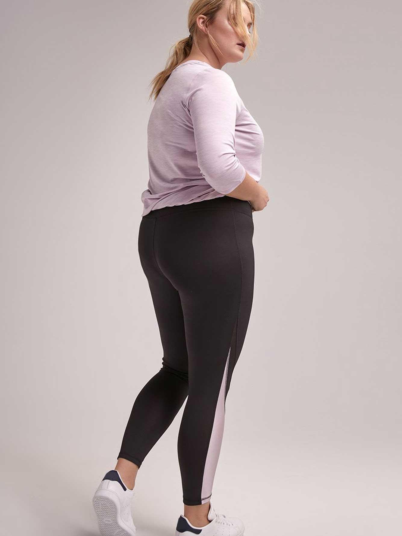 07c02b1537c41 Glossy Combo Legging - Nola | Addition Elle