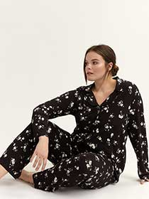 Tailored Pajama Set - Collection Déesse