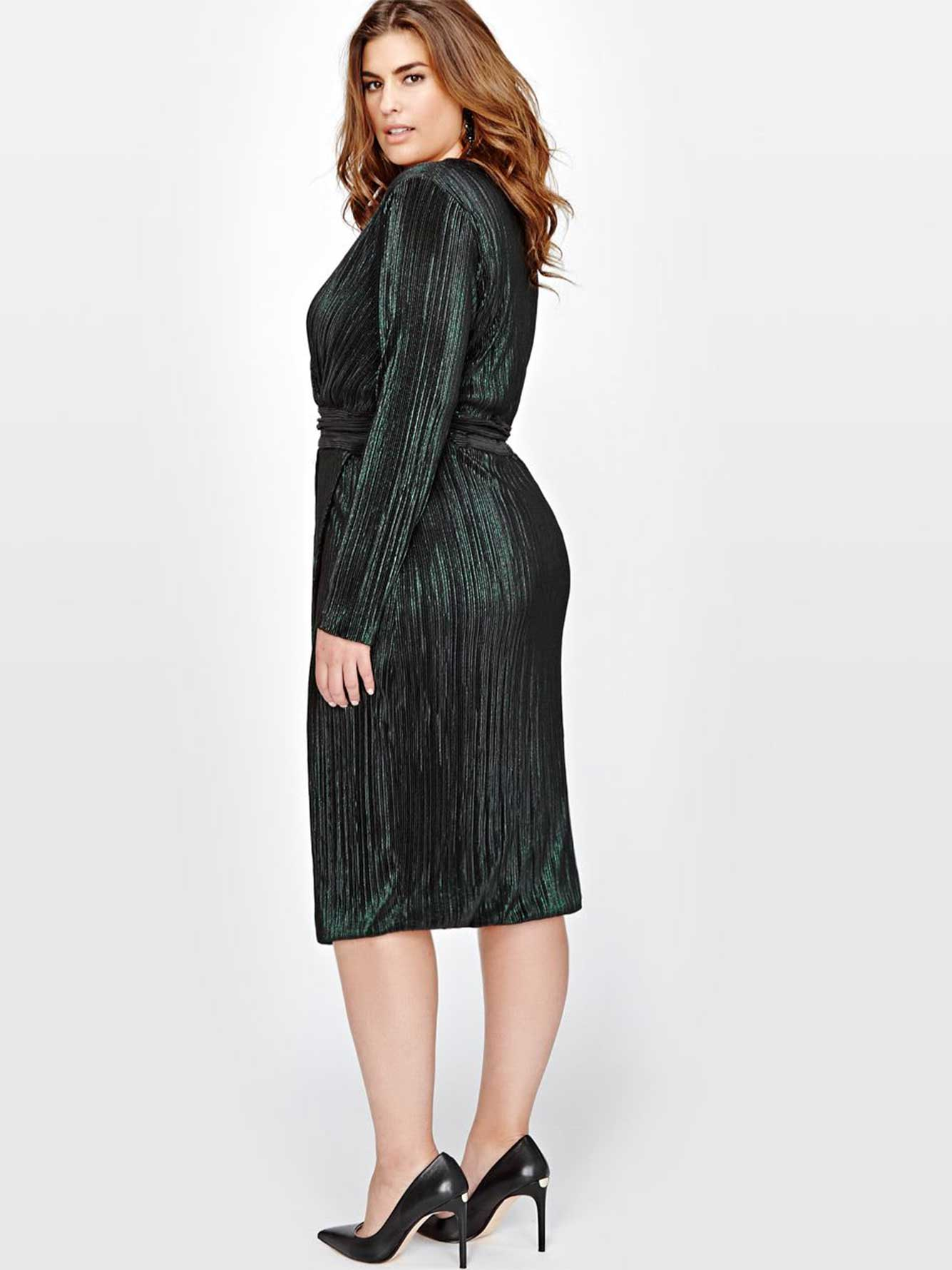 Rachel Roy Faux Wrap Dress
