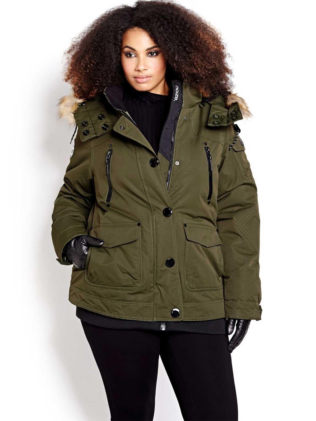 75baae59b15 Noize Ski Jacket
