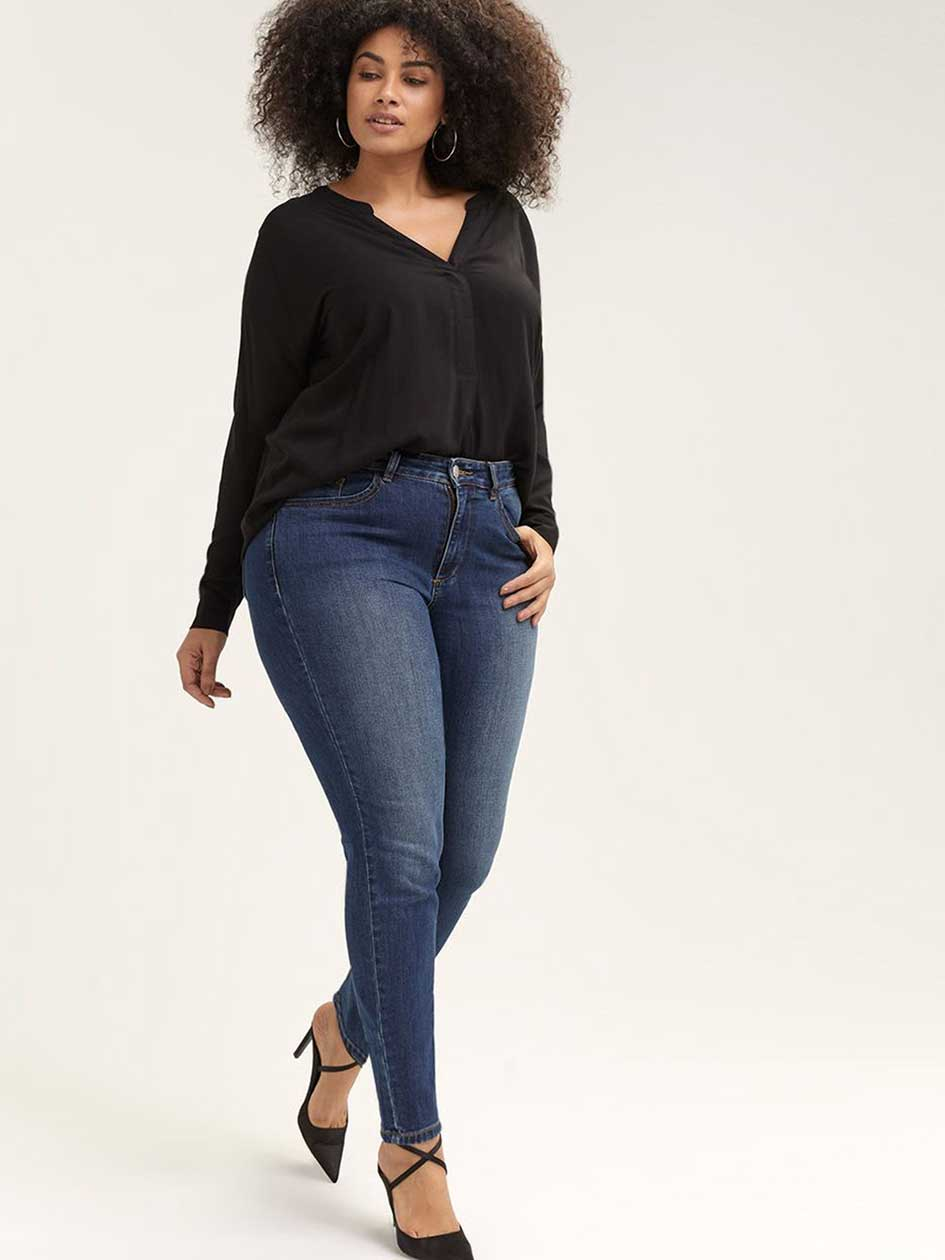 fb265ad521c Plus Size Skinny Jeans for Women