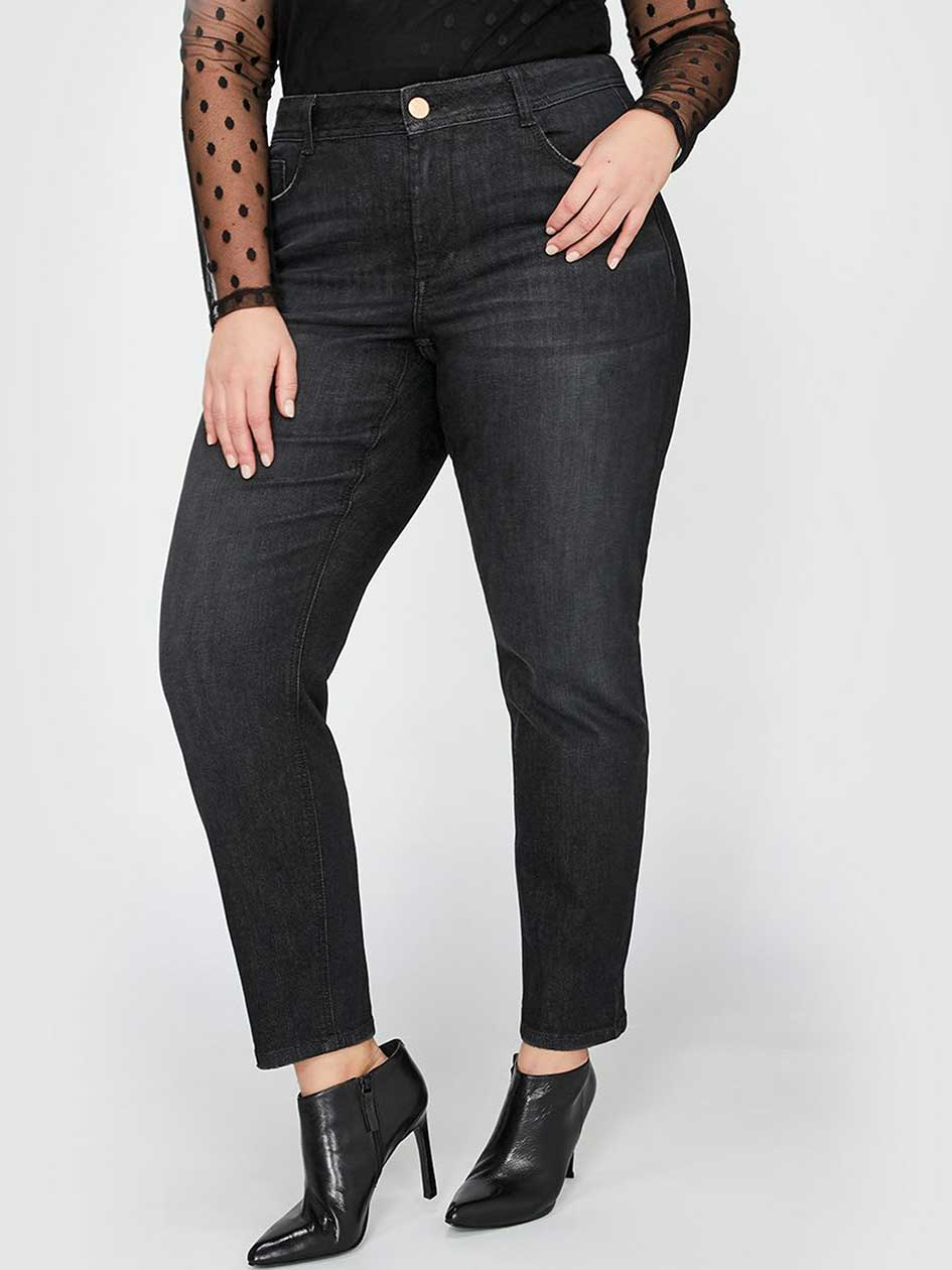 L&L Curvy Authentic Skinny Jean