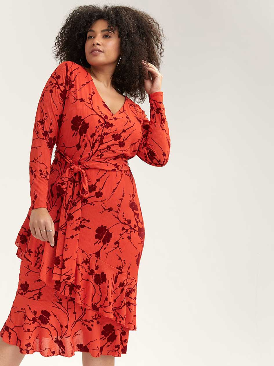 Plus Size Dresses Size From X To 26 Addition Elle Us