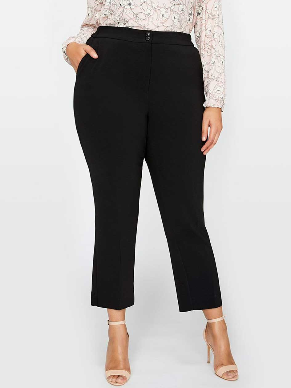 Michel Studio Ankle Pant, Curvy Fit