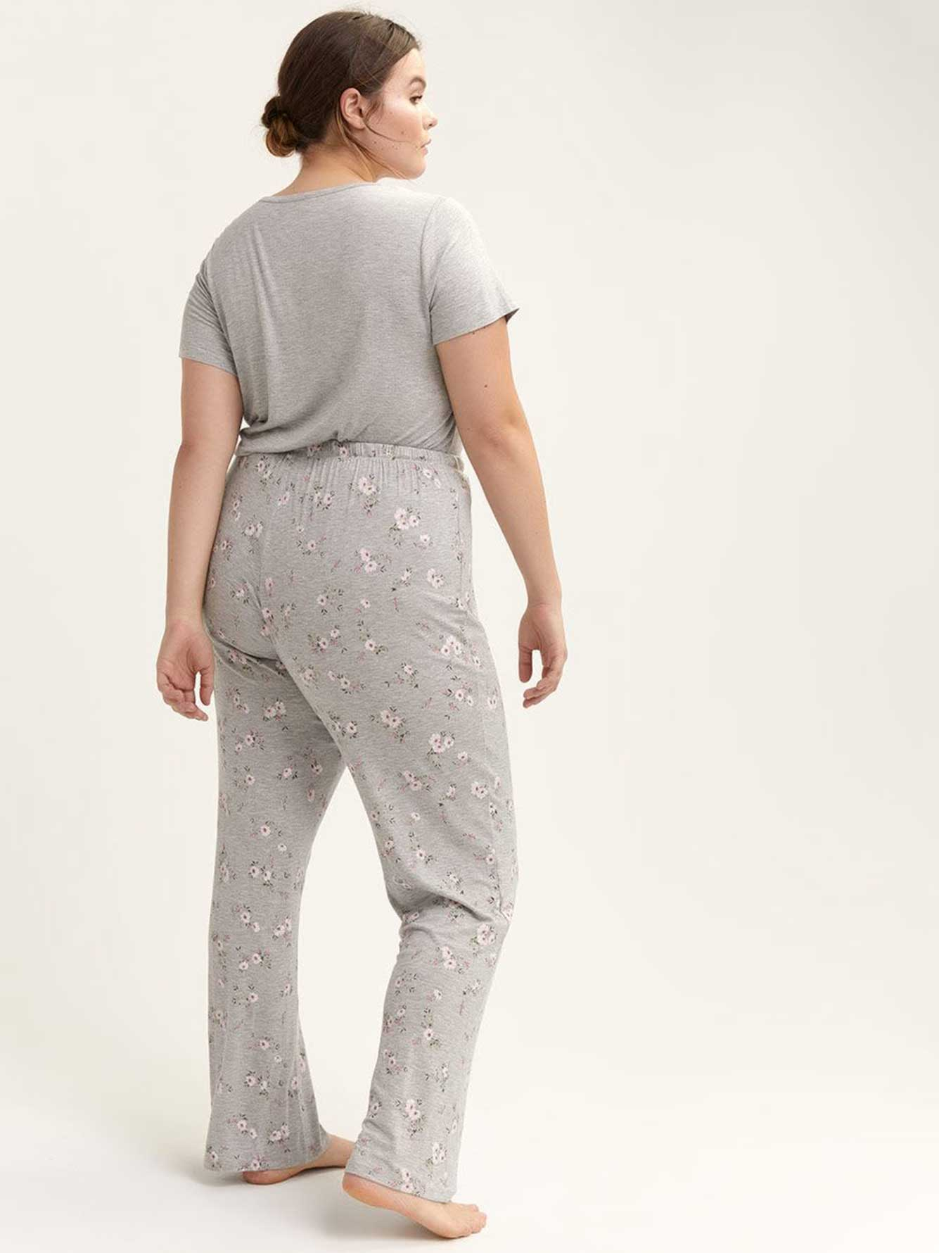 Straight Leg Pajama Pant - Déesse Collection  08126fbee
