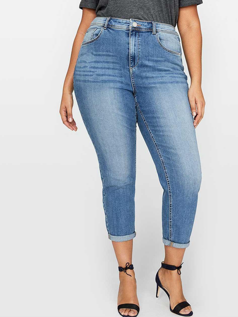 L&L High-Rise Jean