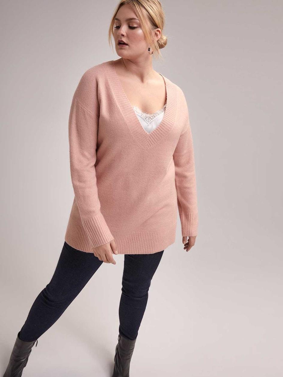 Vêtements Taille Plus Femmes  Magasinez En Ligne   Addition Elle 424905567ccf