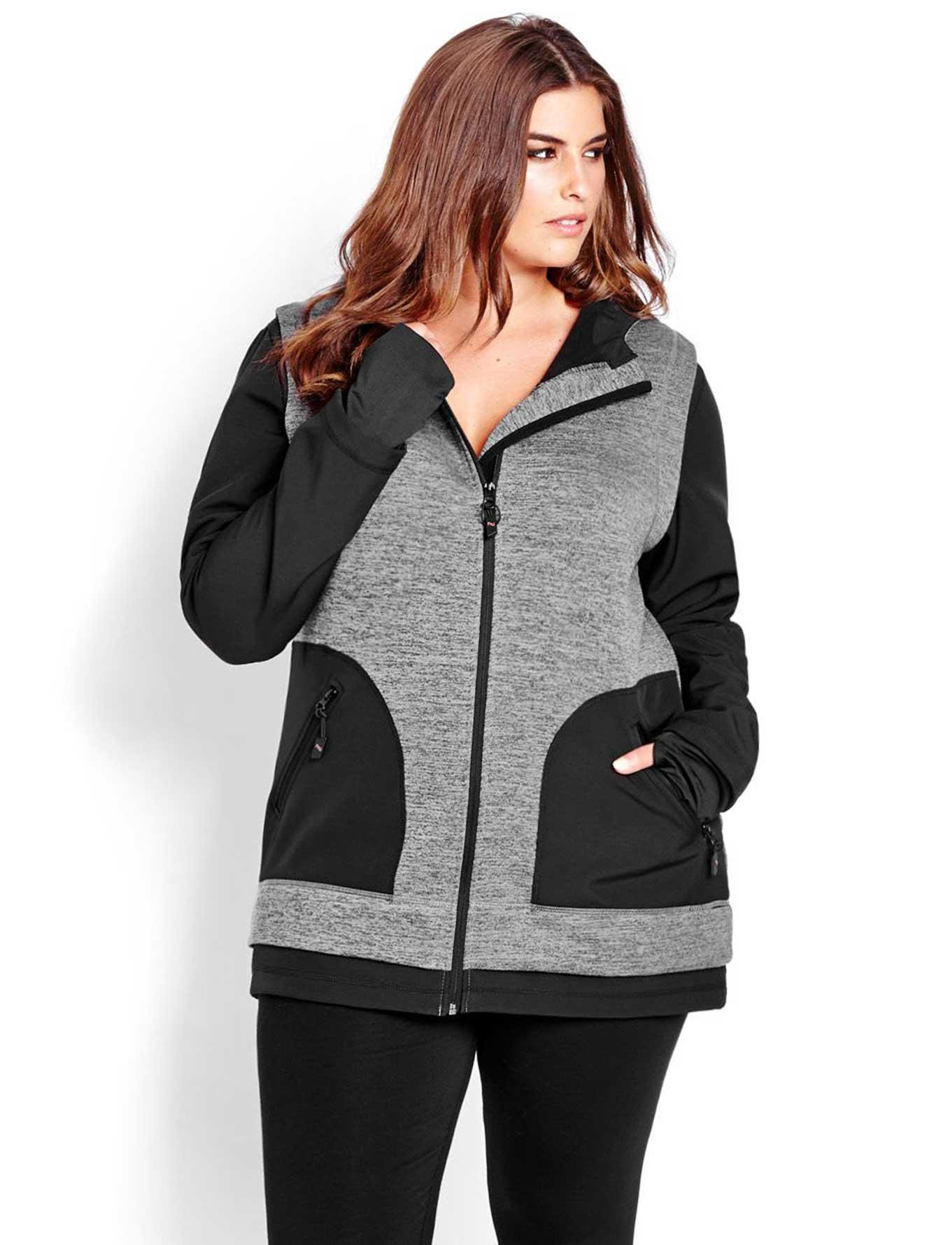 a0fd1d5136 Nola Hooded Softshell Jacket