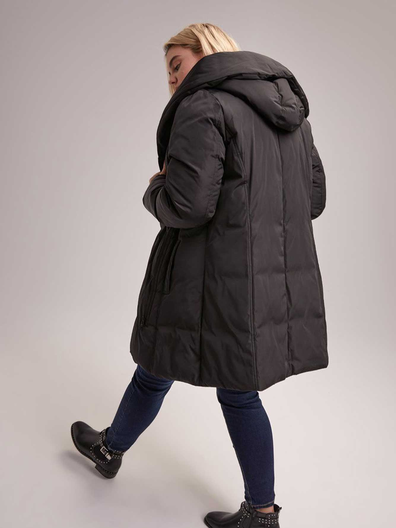 Hooded Puffy Parka - Livik