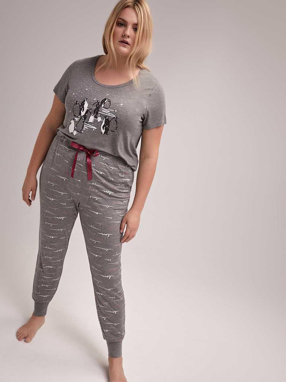 Une Chambre Taille Plus Pour Robe De Pyjamas FemmeMagasinez Yf7gyb6