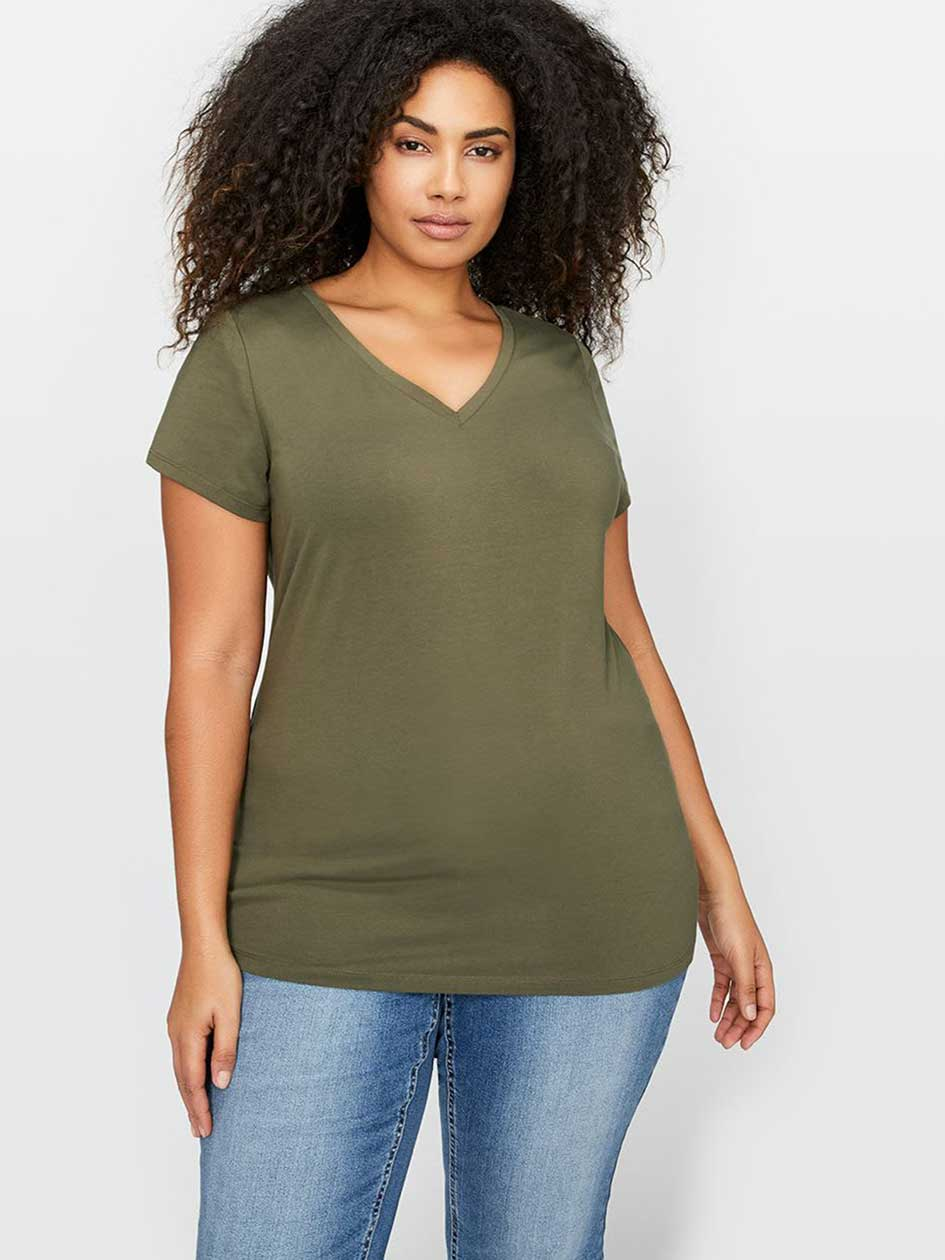 L&L Short Sleeve Fitted T-Shirt