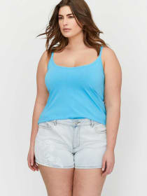 L&L Fitted Scoop Neck Camisole
