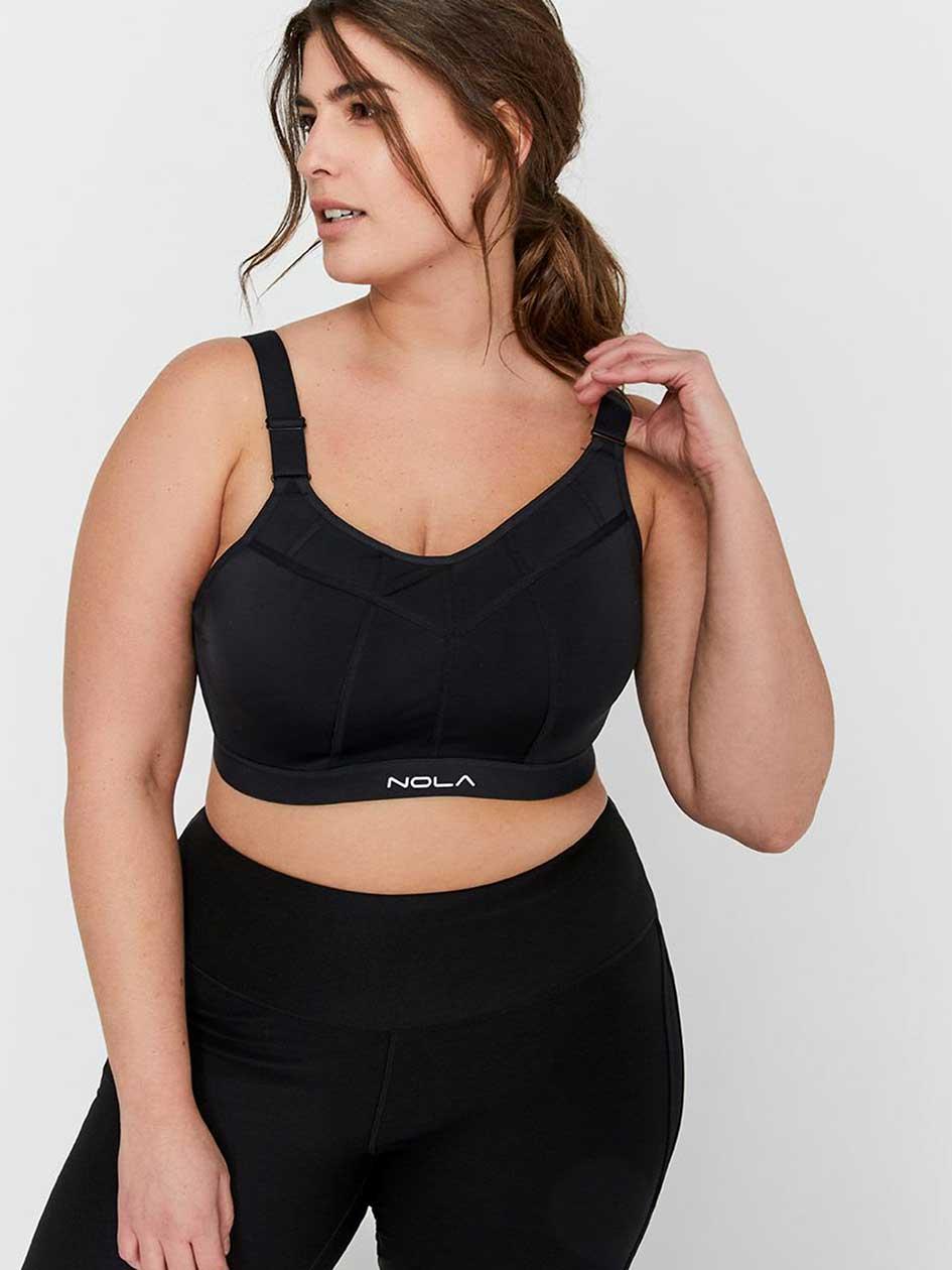 98fe3f4efe566 Shop Plus Size Sports Bras for Plus Size Women