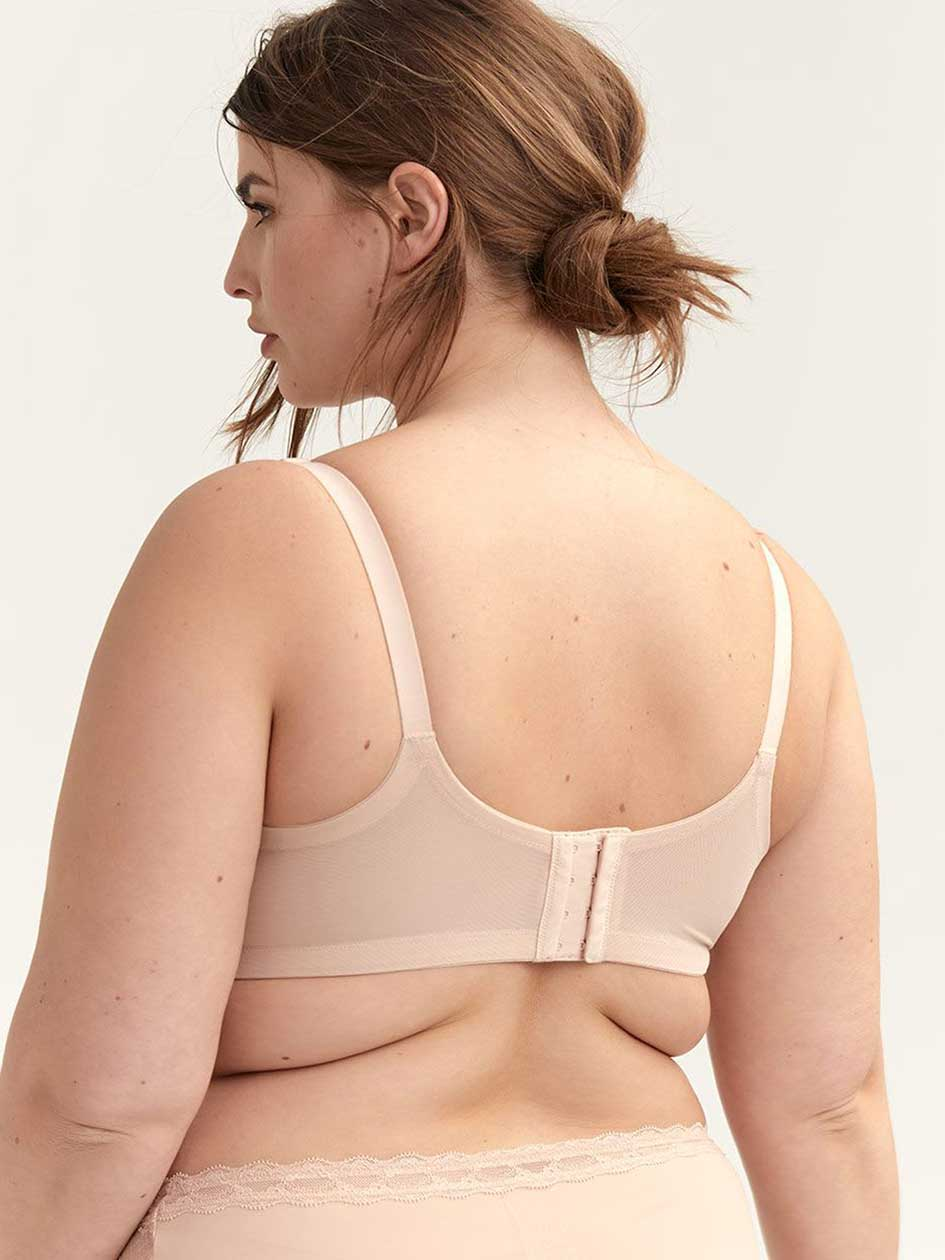 Wireless & Padded Bra - Déesse Collection