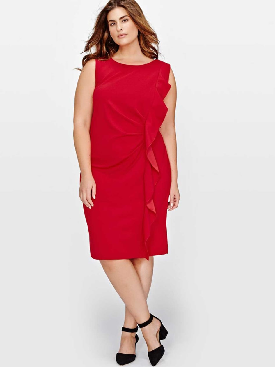 Dress Plus Size Womens Cothing, PlusSize Shopping Canada P: