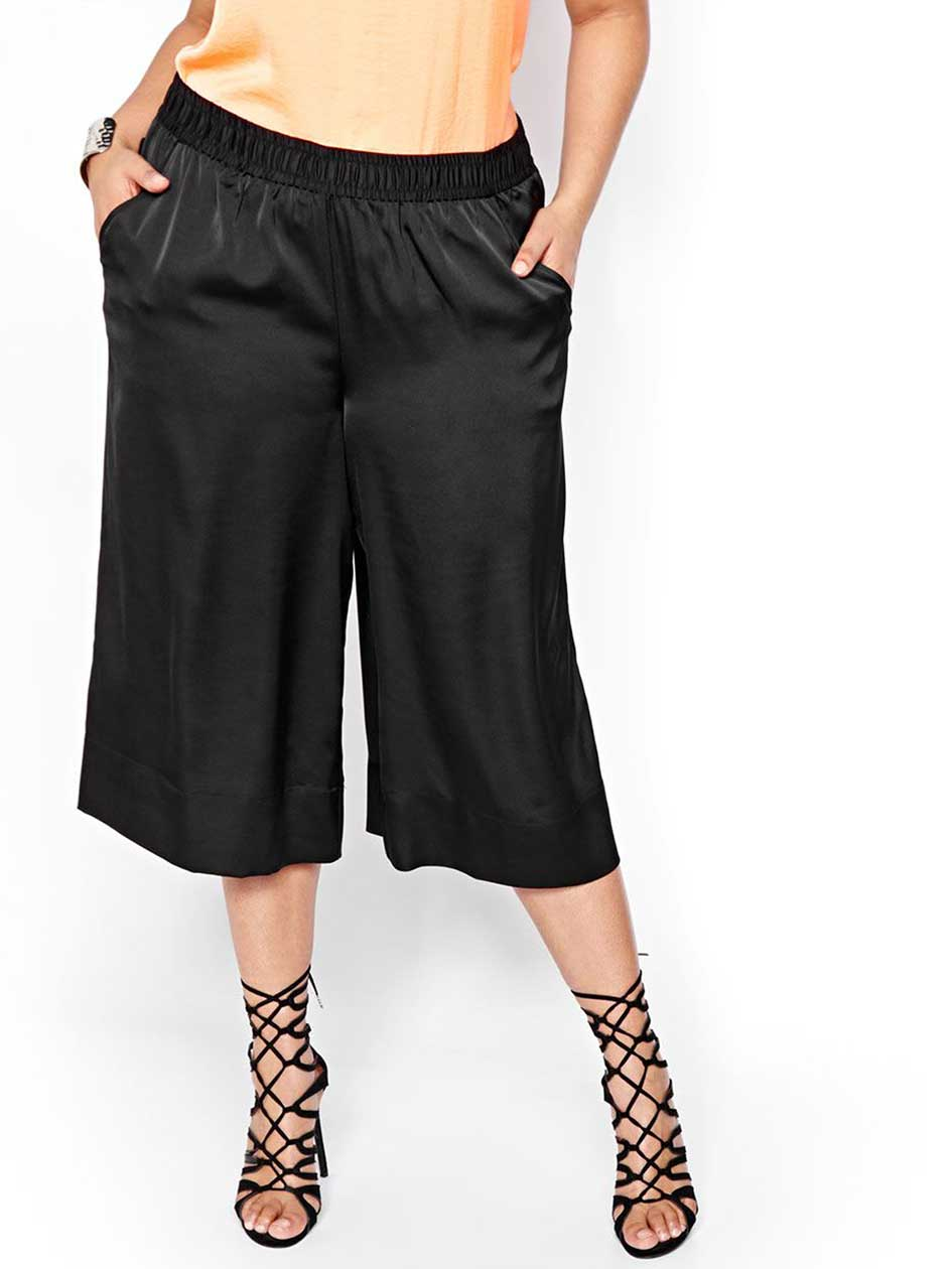 Rachel Roy Wide Leg Crop Pant