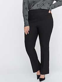 Modern Stretch Kick Flare Pant - Michel Studio