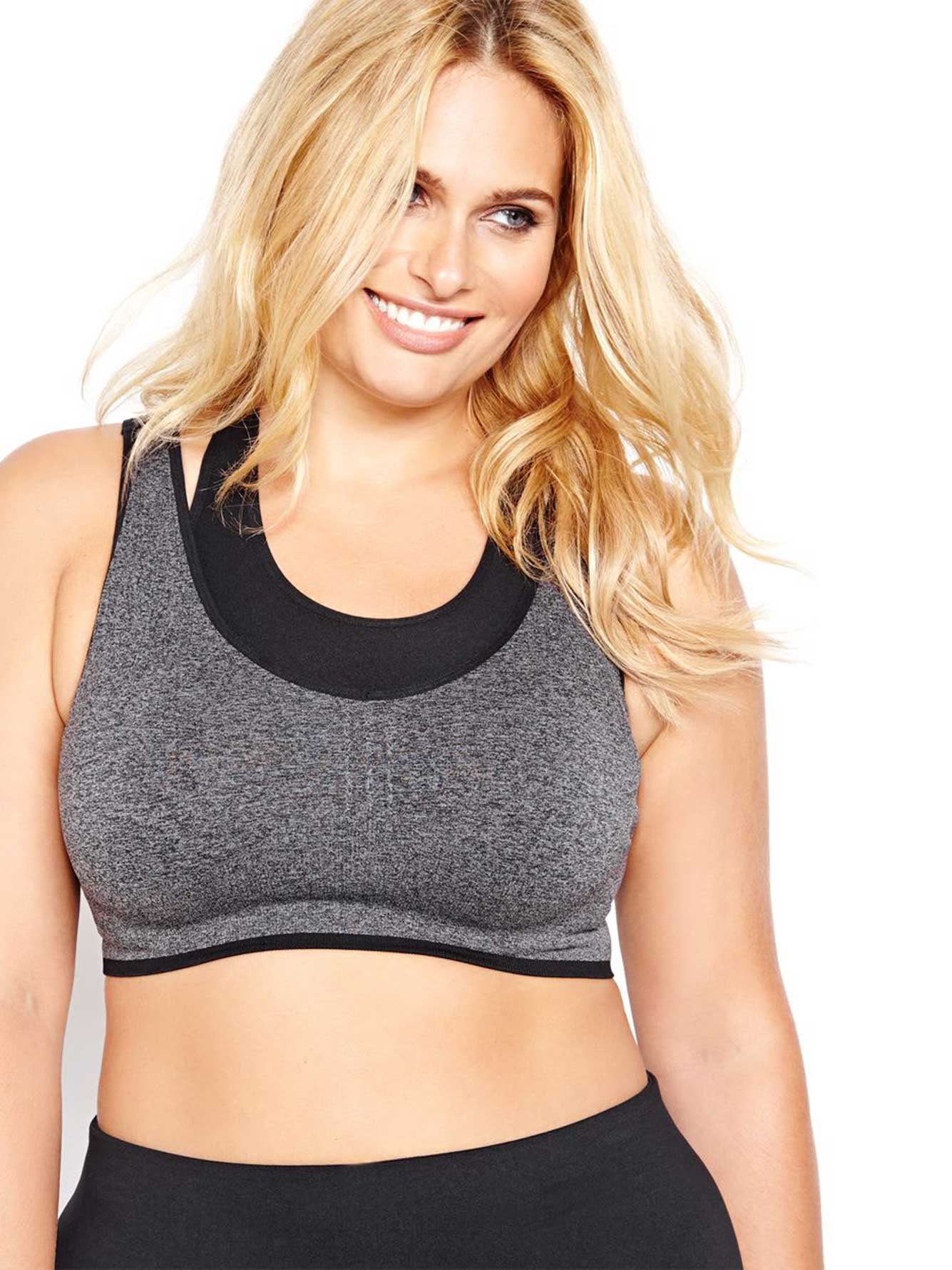 bd343ecb66 Nola Seamless Sports Bra