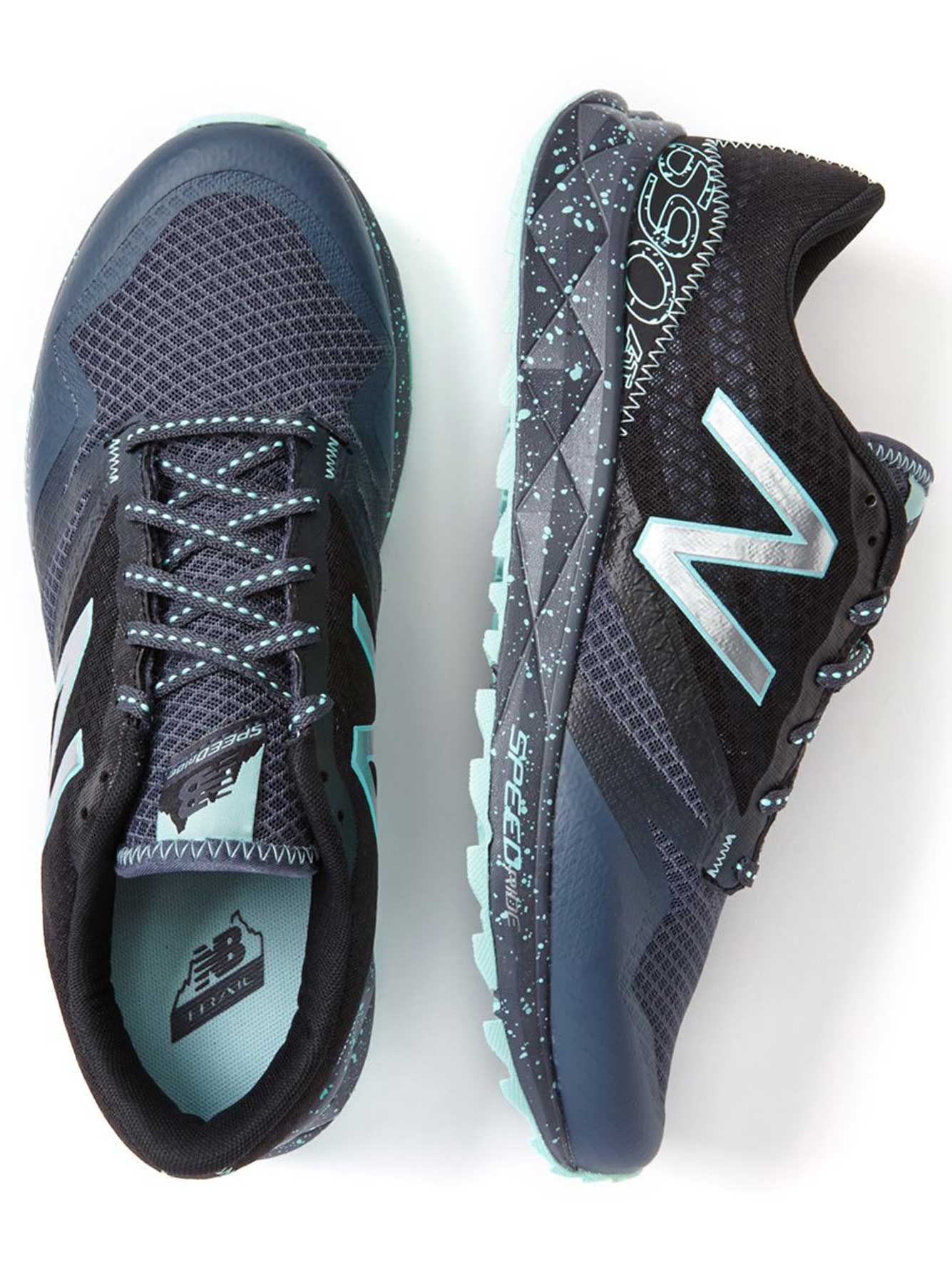 New Balance Neutral Cushioned Trail Running Shoes