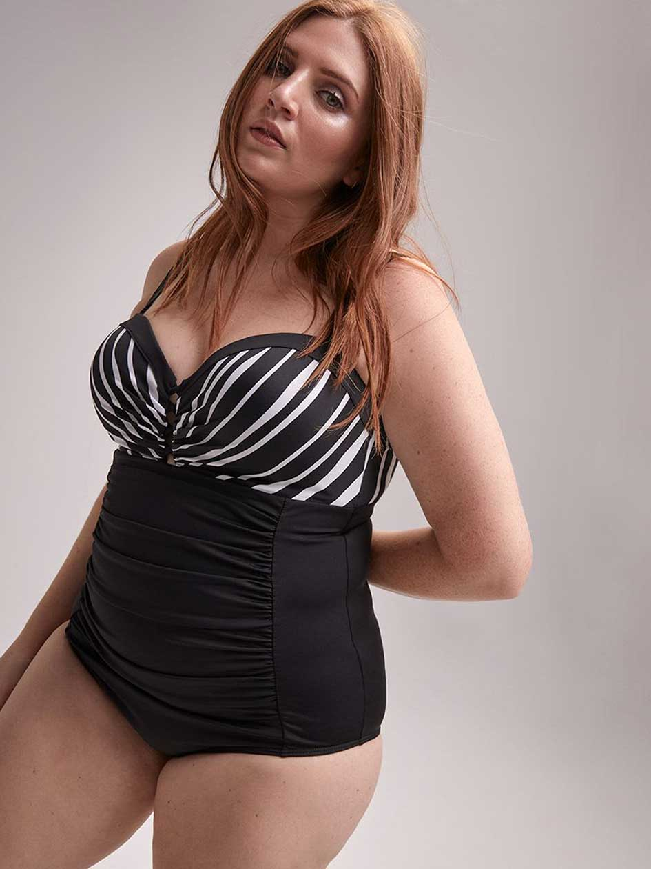 495a818acb0d8 Plus Size Swimwear | Plus Size Activewear | Sales | Addition Elle