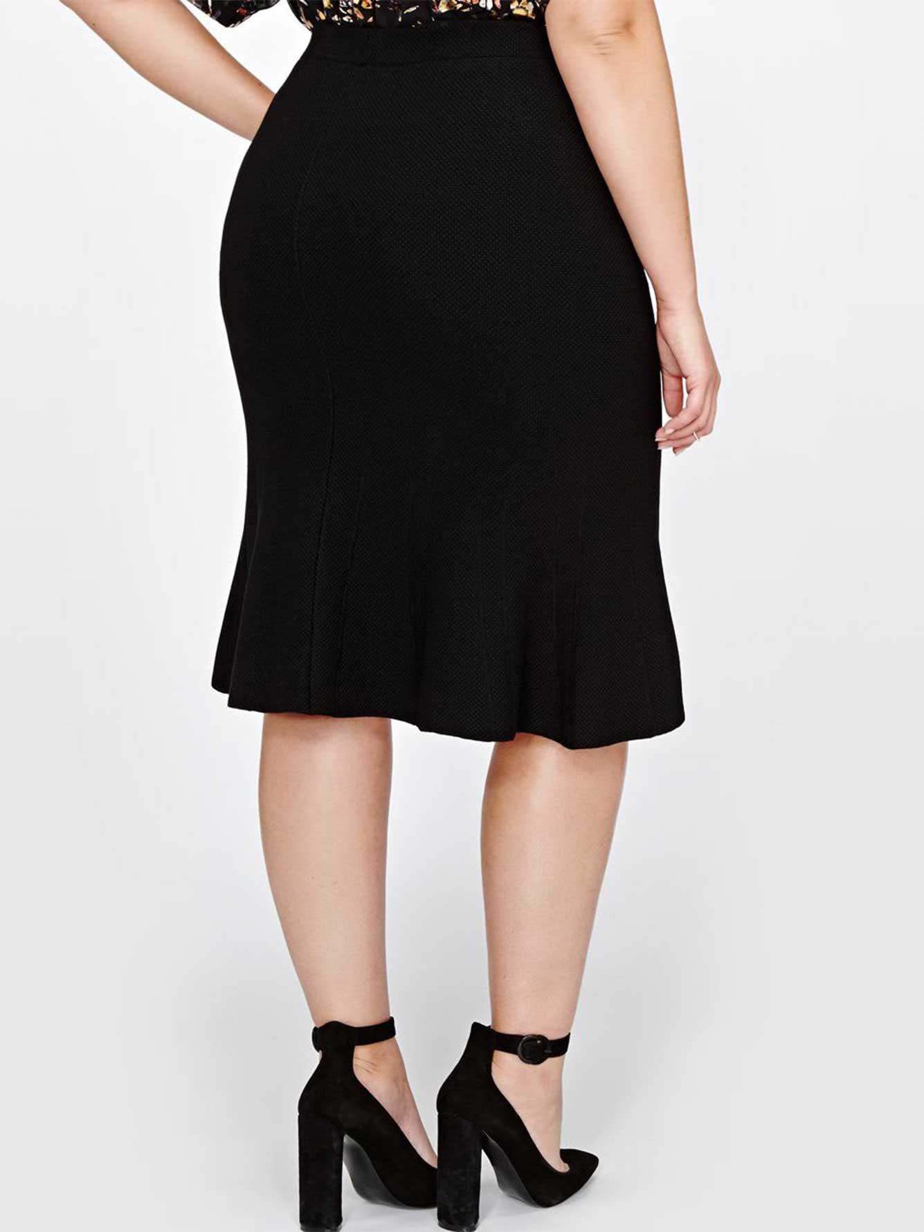 rachel roy fit u0026 flare skirt addition elle