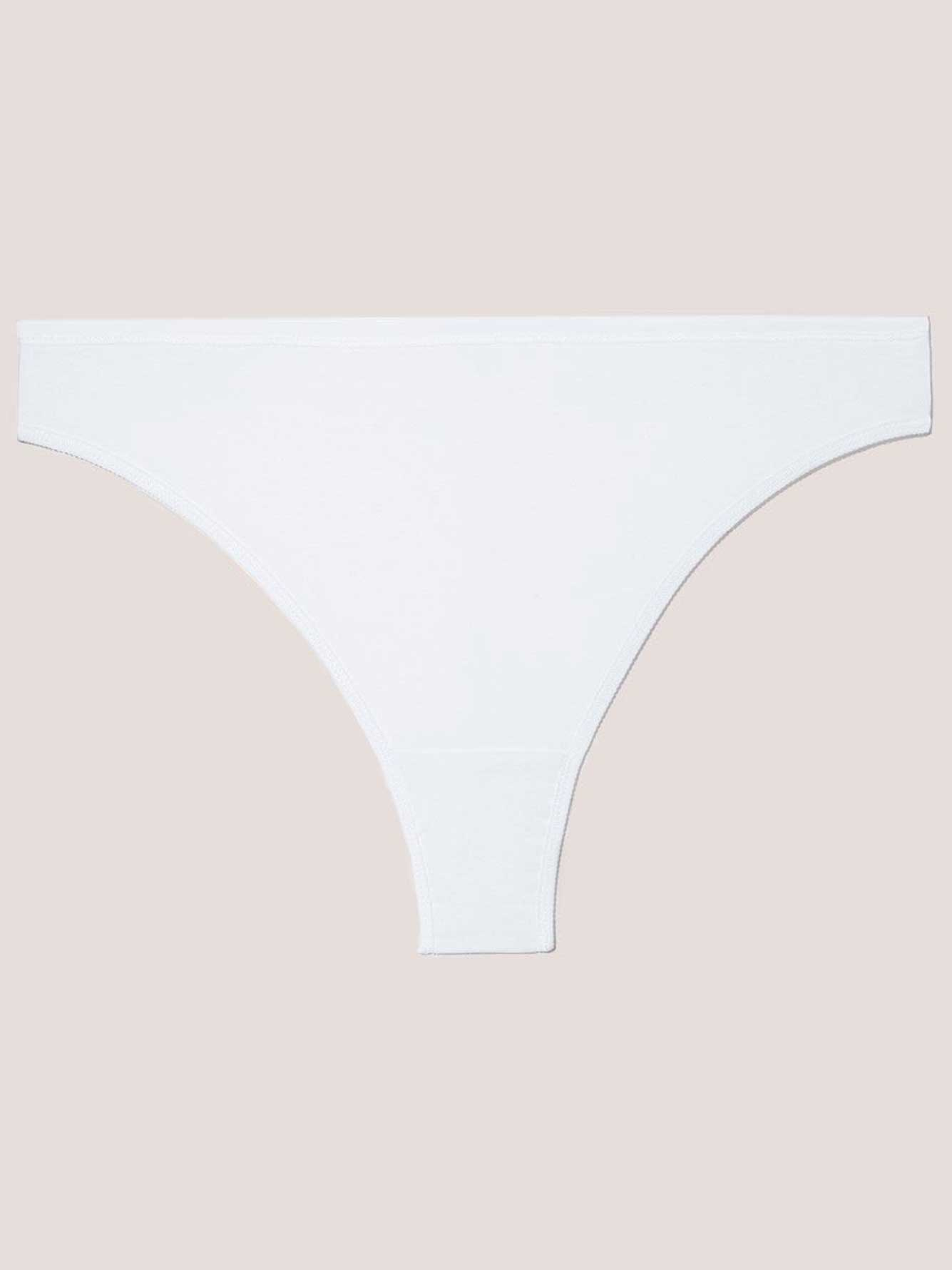 Cotton Thong Panty - Déesse Collection