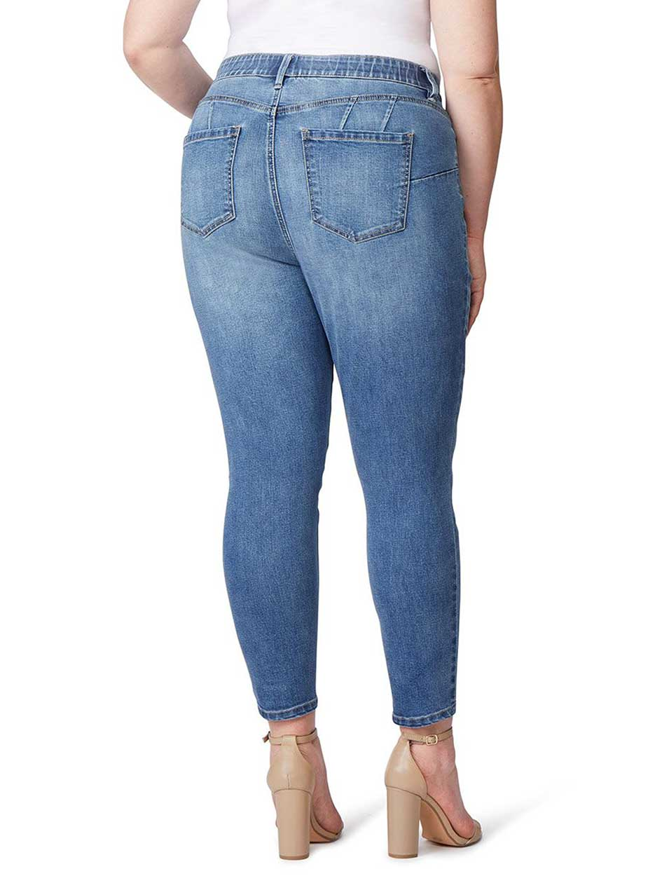 Super Bass Push Up Skinny Jean - Rebel Wilson X Angels