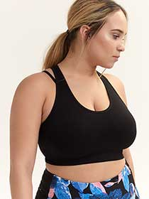 Seamless Sports Bra - Nola
