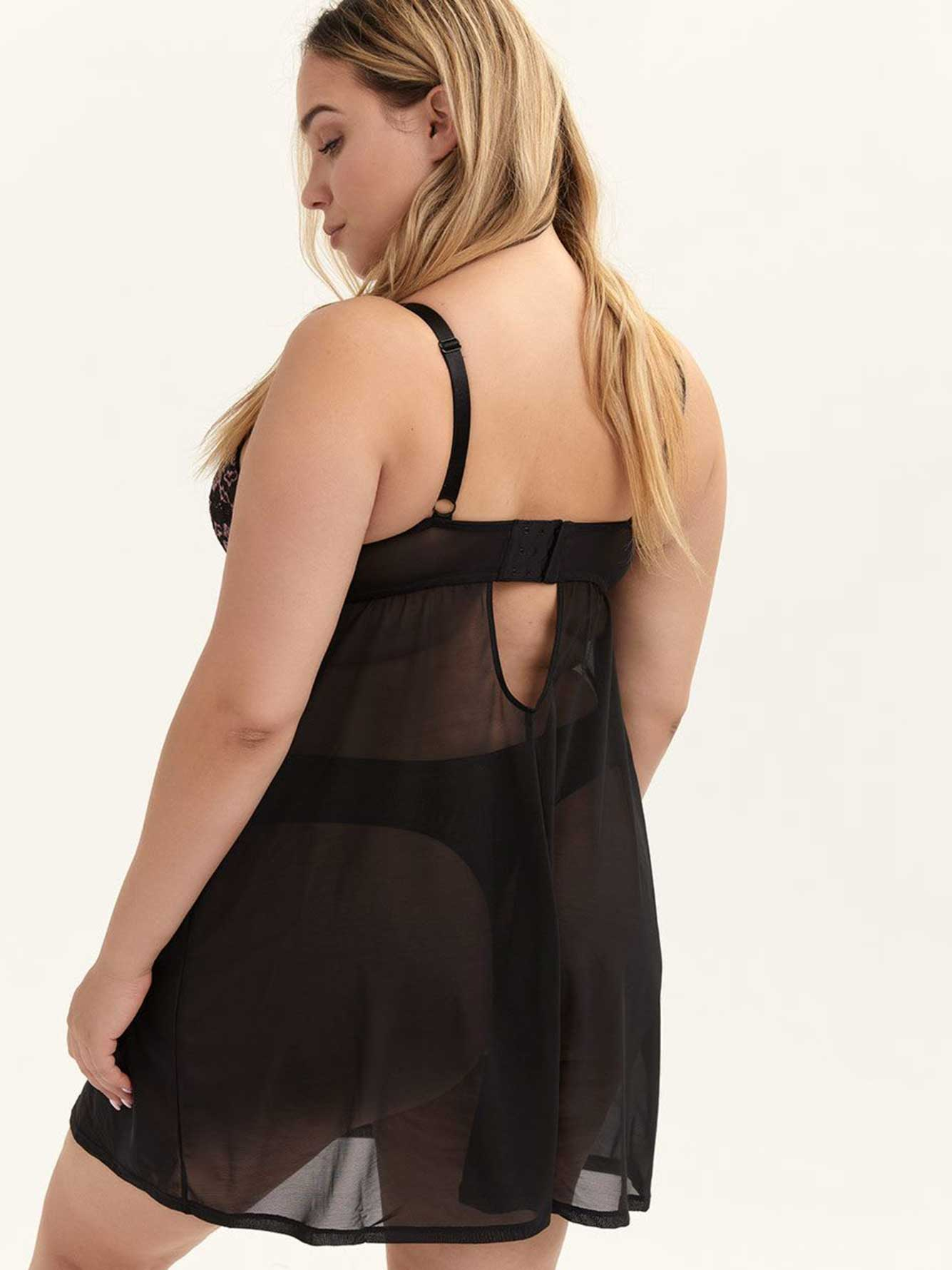 47a5b15d84 Underwire Nightie - Déesse Collection