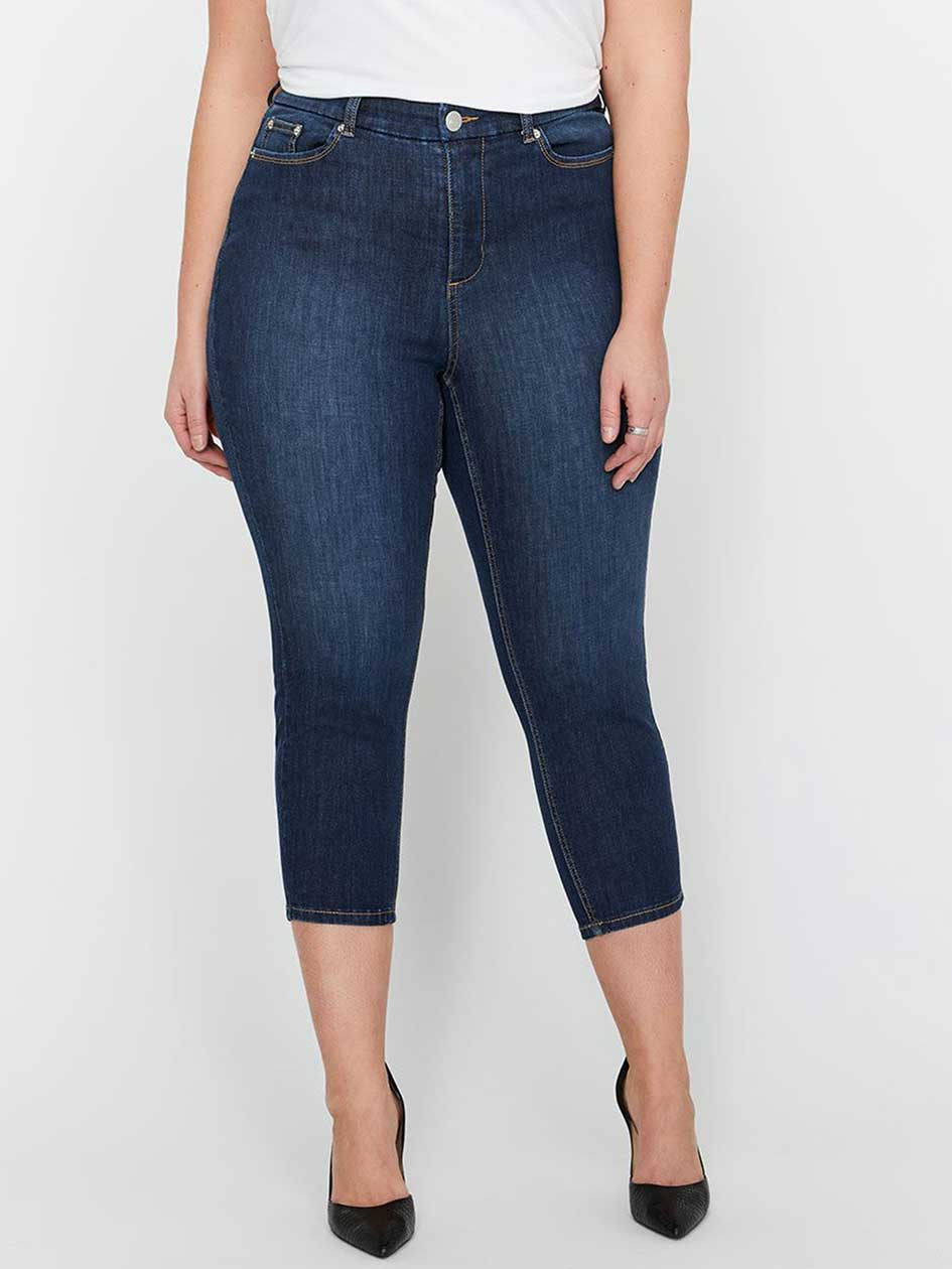 L&L Shaped Four-Way Stretch Cropped Jegging