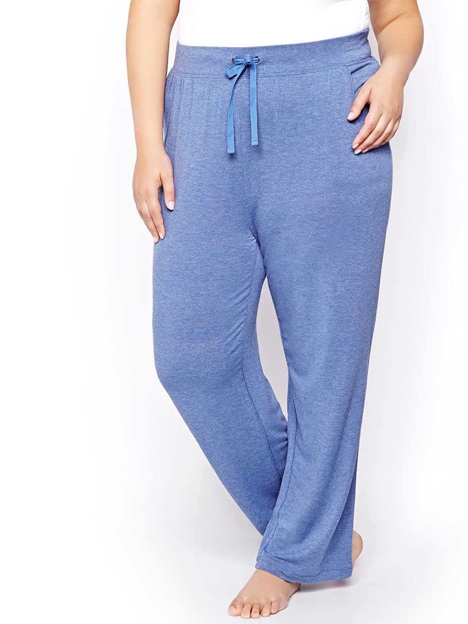 Déesse Heather Blue PJ Pant
