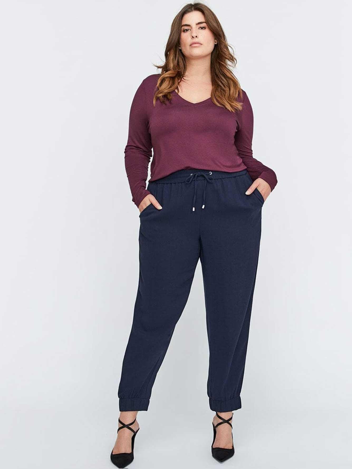 ea60490bd87 Womens Elletm Pull On Ankle Dress Pants