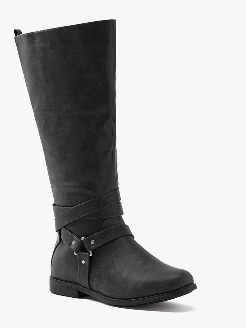 chaussures et accessoires taille plus bottes foulards bijoux et plus addition elle. Black Bedroom Furniture Sets. Home Design Ideas