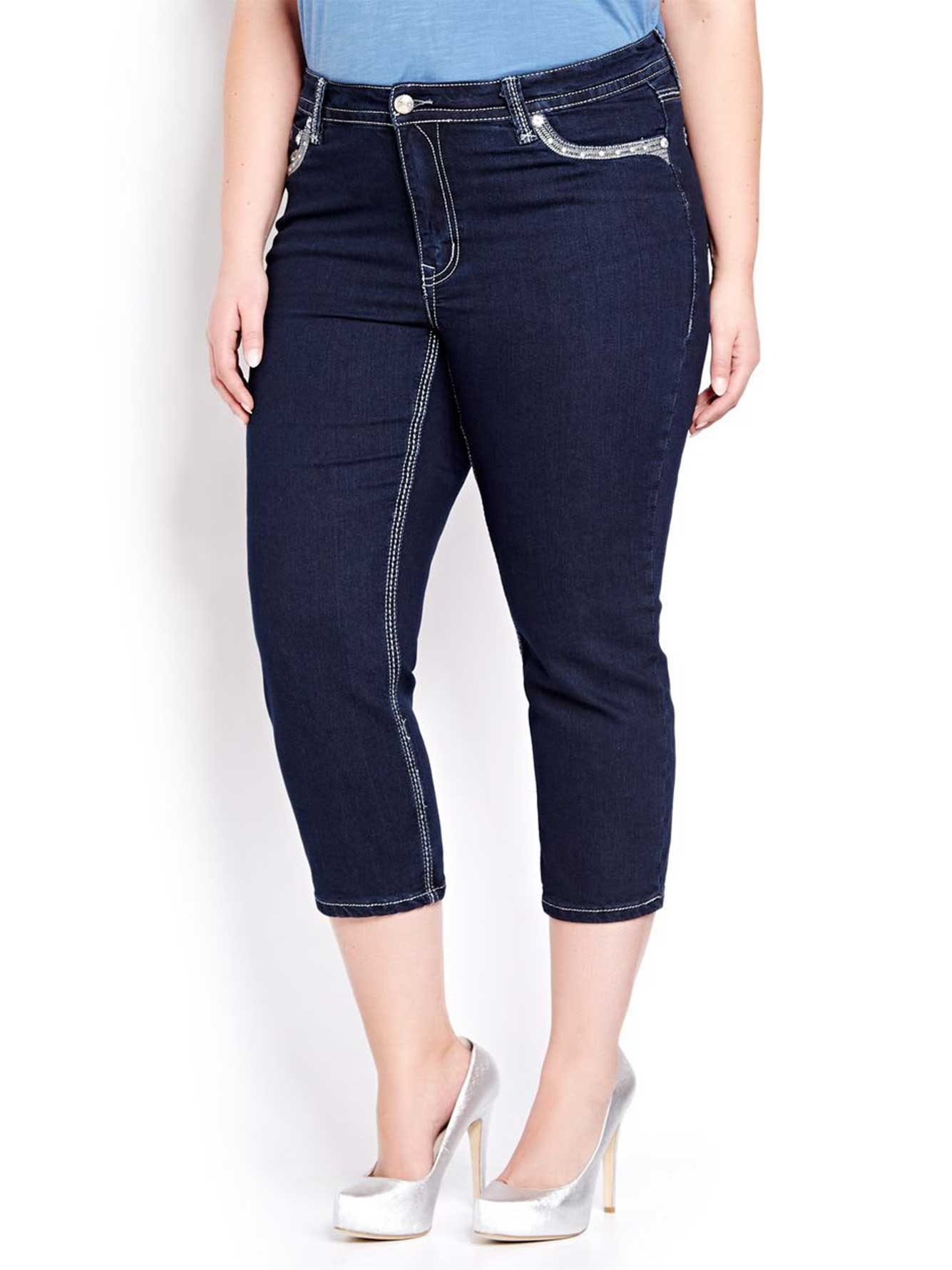 Suko Jean Capris | Addition Elle
