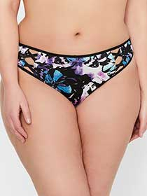 Déesse Collection - Printed Thong Panty