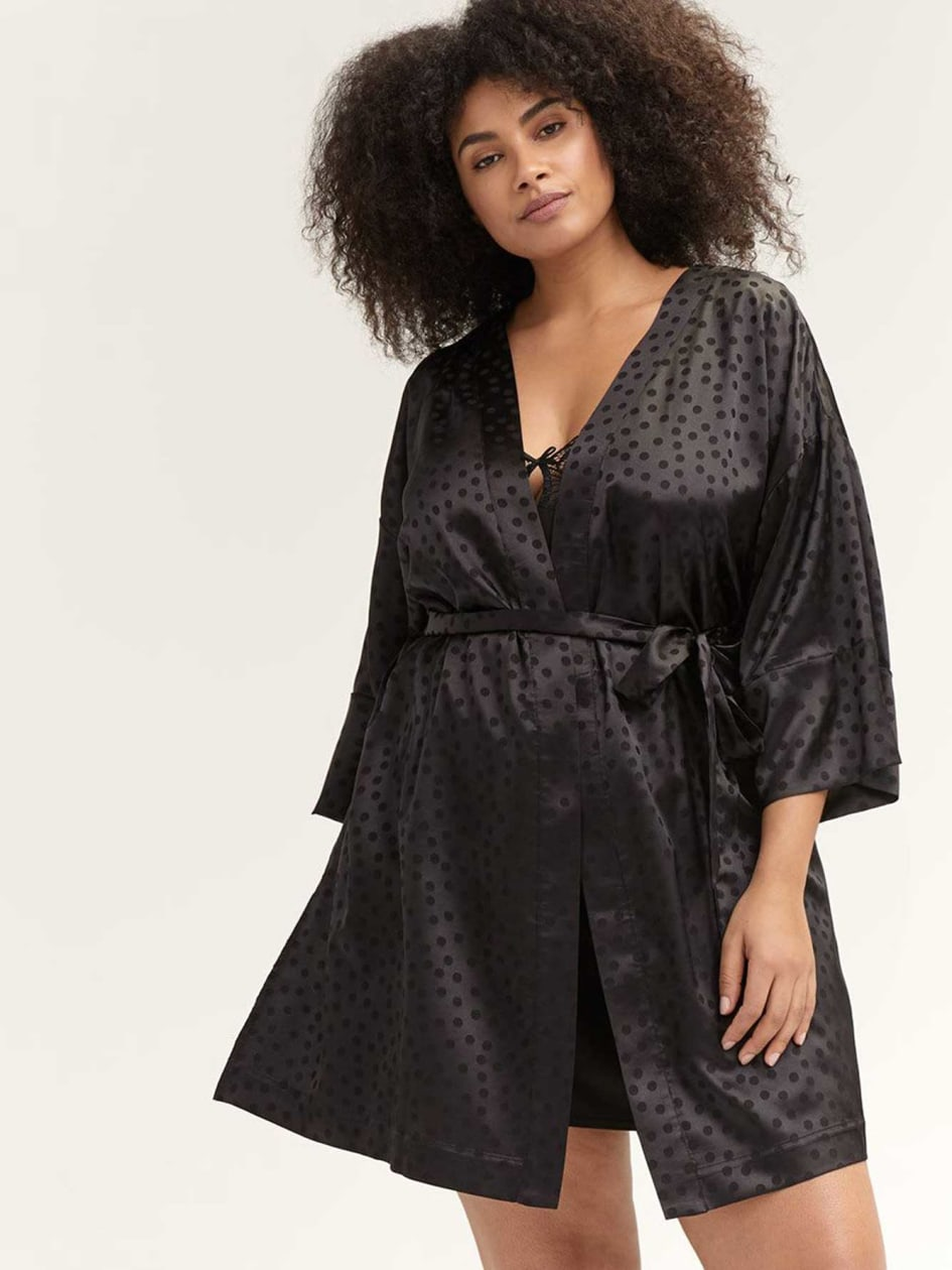 93a1d44db0 Printed Lounge Kimono - Ashley Graham