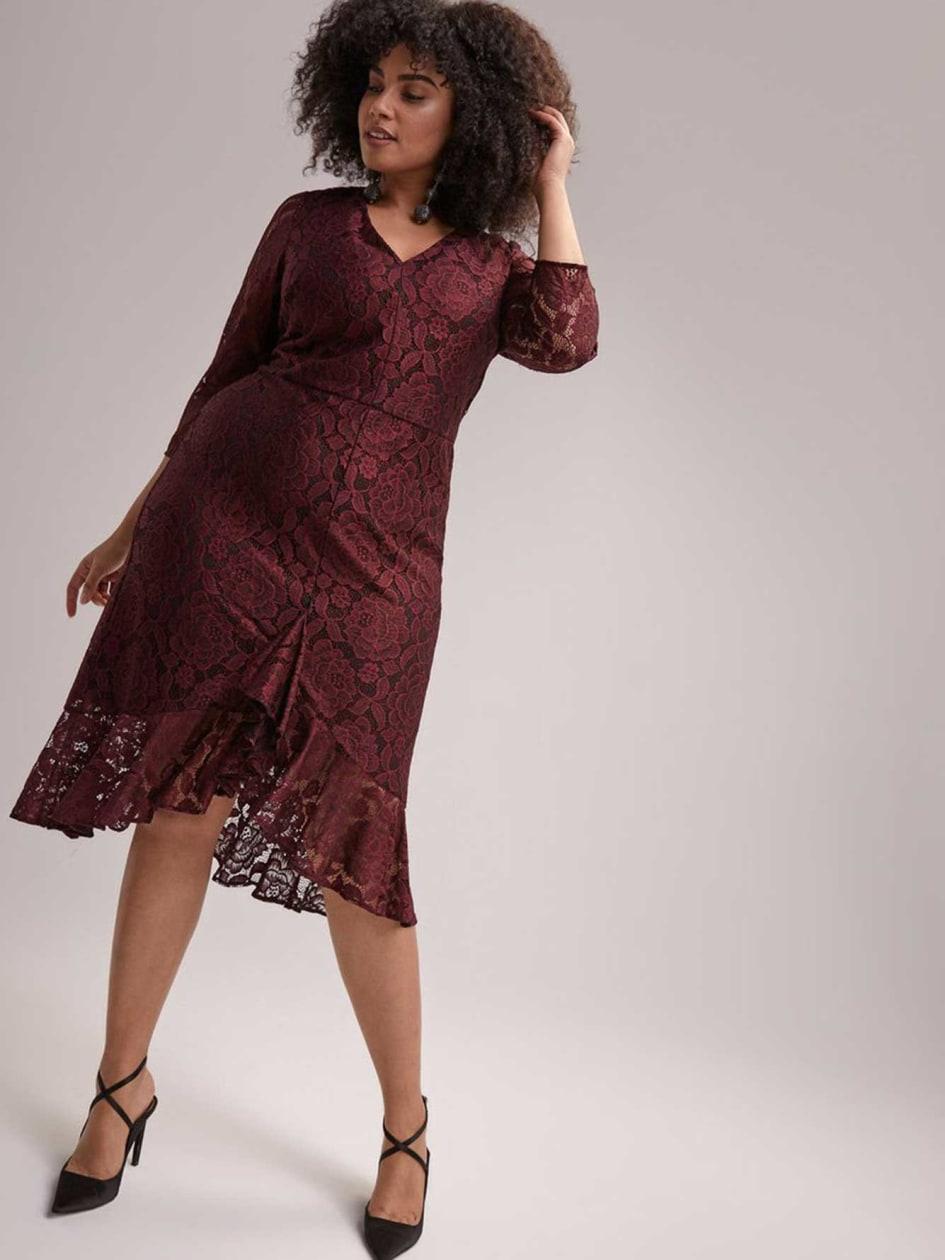 Parker Lace Dress Rachel By Roy
