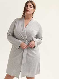 Long Sleeve Robe - Déesse Collection