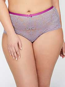 Cross Dye Femme Couture Panty - Déesse Collection