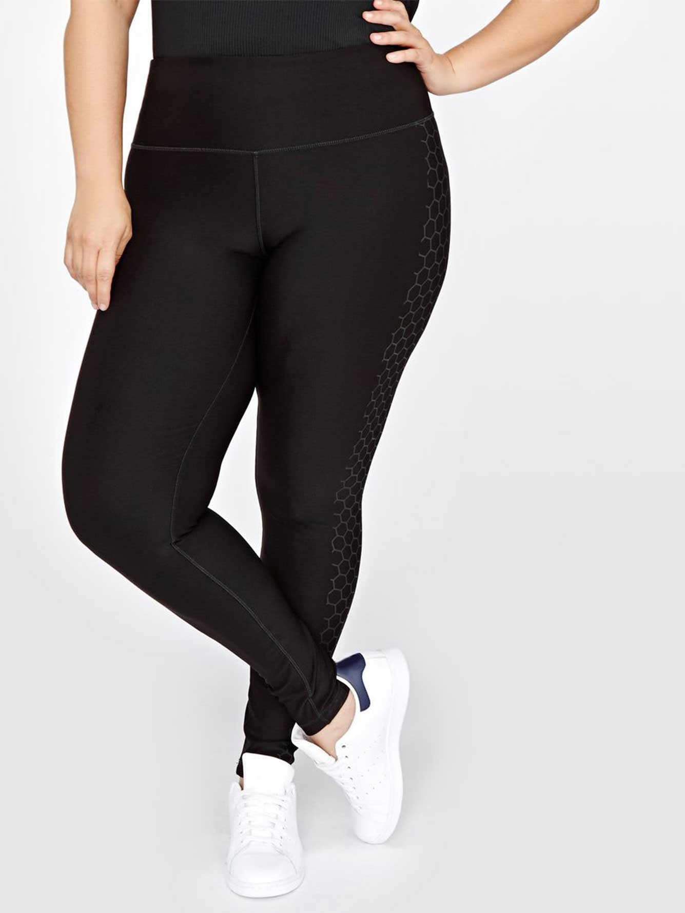 4192f866a6ad5 Nola Rubber Print Legging | Addition Elle