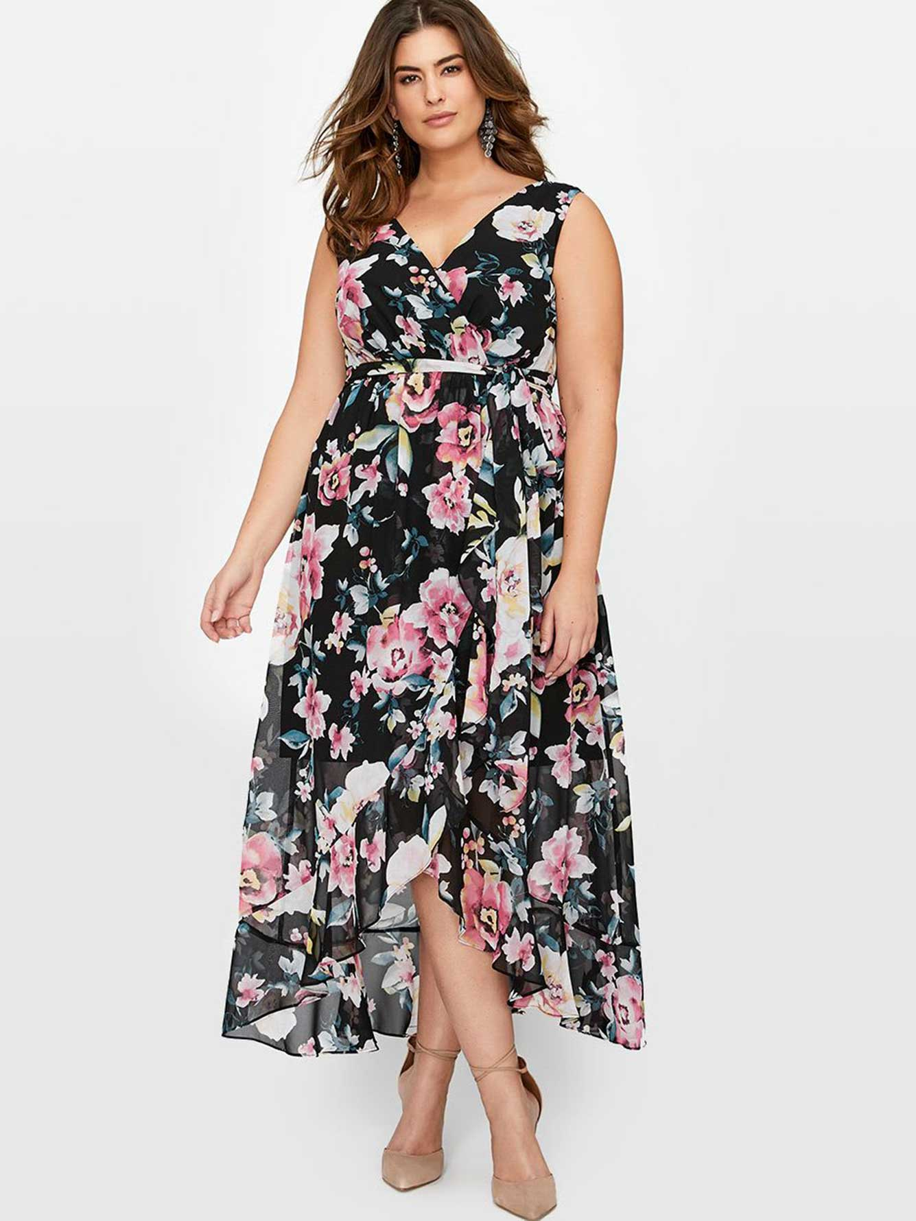 Find sleeveless maxi dress at ShopStyle. Shop the latest collection of sleeveless maxi dress from the most popular stores - all in one place.
