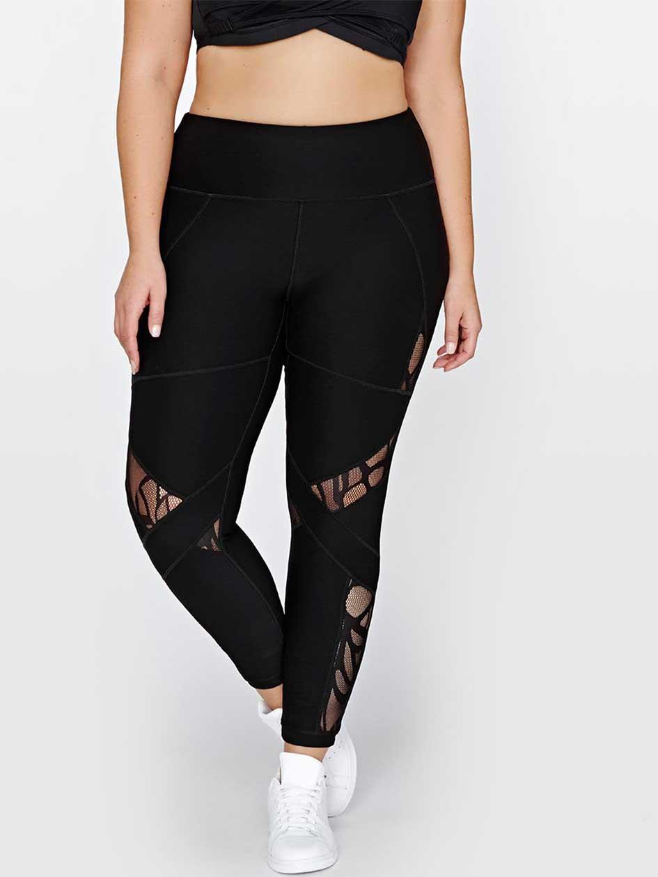 Nola Lace Detail Legging