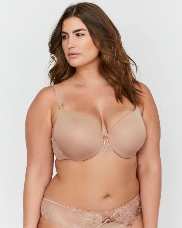 d40597dd3c3c0 Ashley Graham Essentials Icon T-shirt Bra