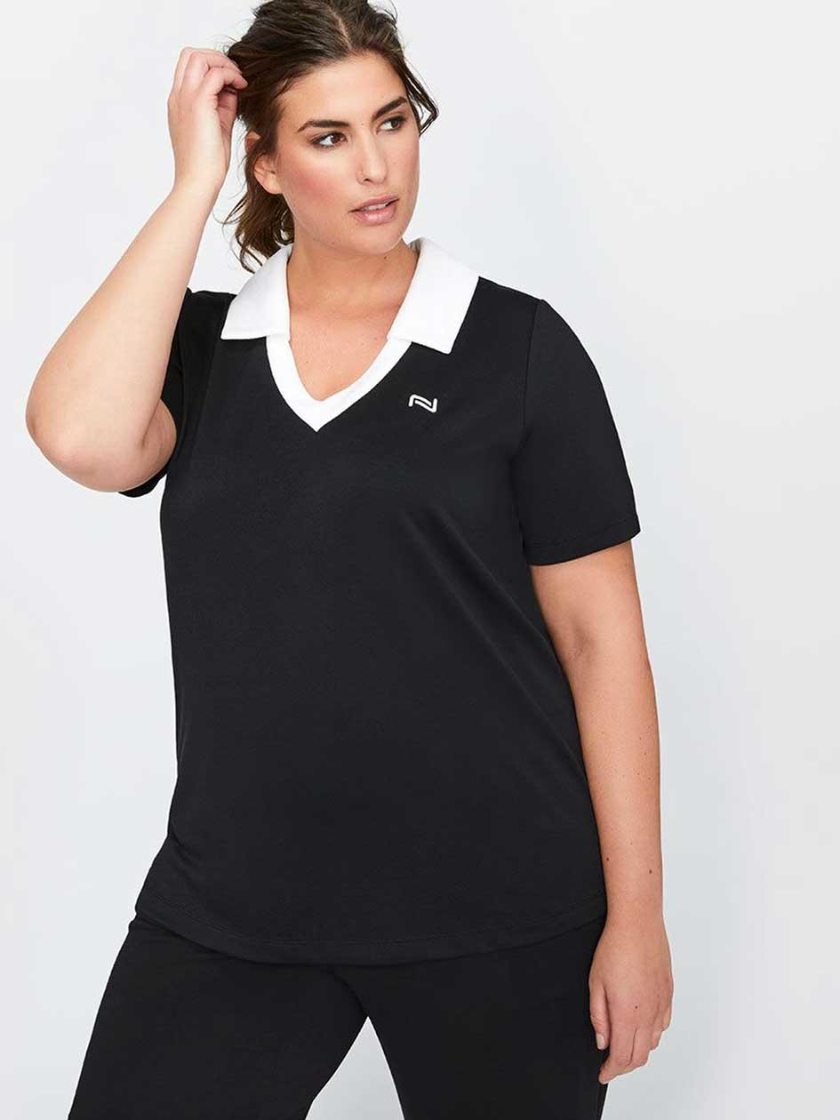 Nola Short Sleeve Golf Polo